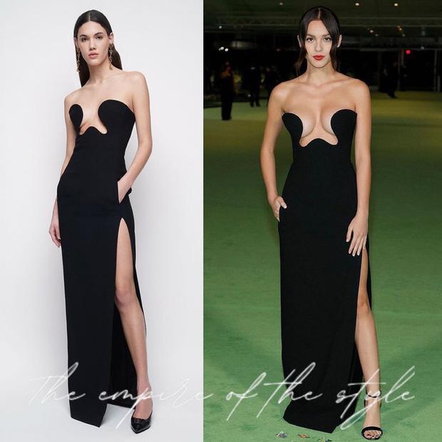 MXH náo loạn vì Olivia Rodrigo: Hở bạo bất ngờ, váy như muốn ú oà với vòng 1 bốc lửa - Ảnh 3.