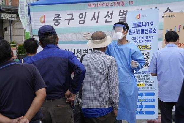 Lào đối mặt nguy cơ bùng dịch trên diện rộng, Hàn Quốc lần đầu tiên ghi nhận trên 3.000 ca mắc/ngày - Ảnh 2.
