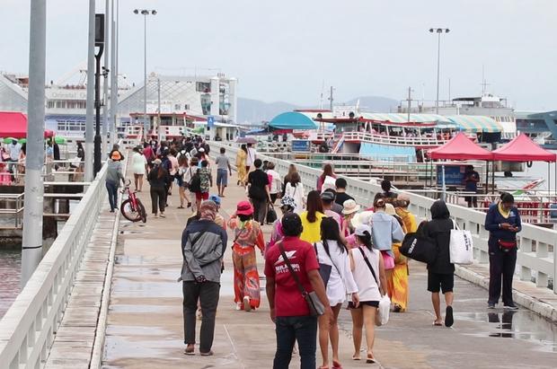 Thái Lan hoãn mở cửa du lịch, doanh nghiệp hứng chịu thiệt hại - Ảnh 2.