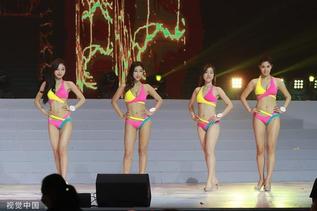 Tân Hoa hậu châu Á 2021 gây tranh cãi vì nhan sắc, thí sinh bụng mỡ bèo nhèo bỗng giành spotlight đêm Chung kết - Ảnh 5.