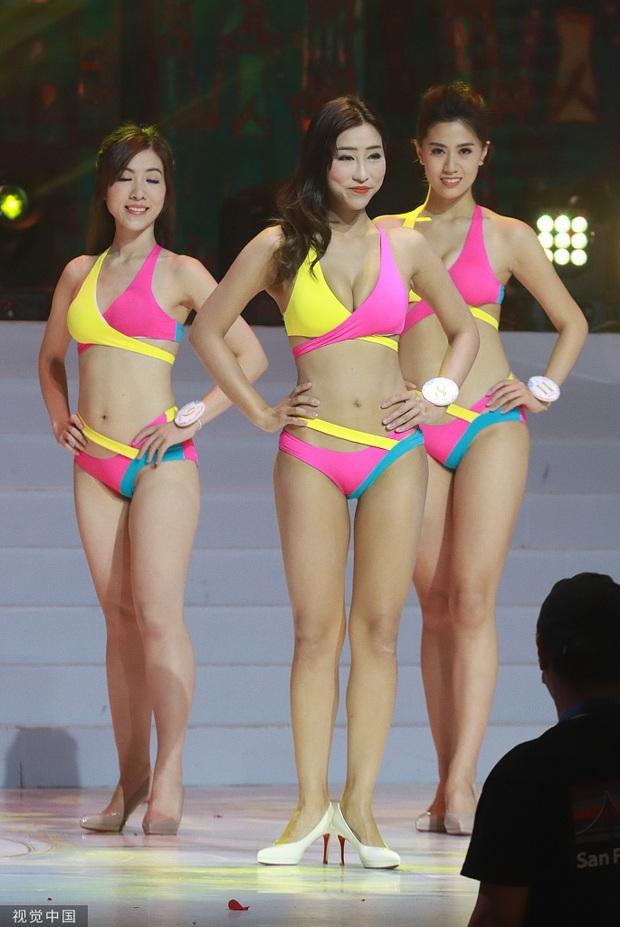 Tân Hoa hậu châu Á 2021 gây tranh cãi vì nhan sắc, thí sinh bụng mỡ bèo nhèo bỗng giành spotlight đêm Chung kết - Ảnh 7.