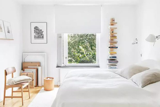 6 lỗi thiết kế khiến phòng ngủ luôn bí bách, mệt mỏi dễ từ đây mà ra - Ảnh 3.