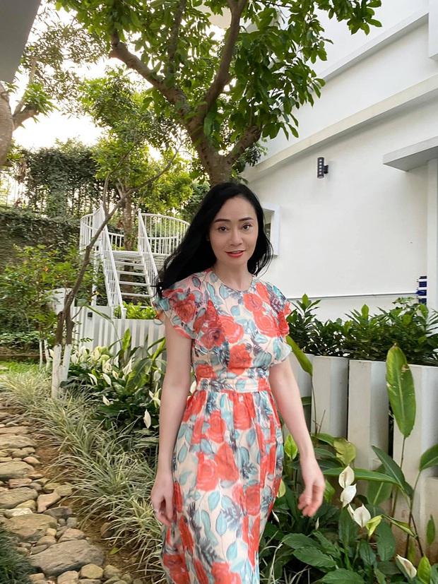 Bà Xuân (Hương Vị Tình Thân) khoe visual sang xịn như gái đôi mươi, netizen gọi con dâu Phương Oanh vào học hỏi! - Ảnh 3.