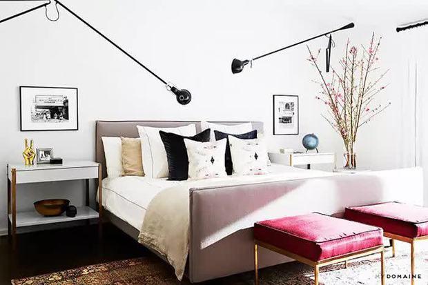 6 lỗi thiết kế khiến phòng ngủ luôn bí bách, mệt mỏi dễ từ đây mà ra - Ảnh 6.