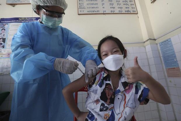 Vaccine của hãng Sinovac hiệu quả với người cao tuổi và giảm nguy cơ bệnh nặng - Ảnh 1.