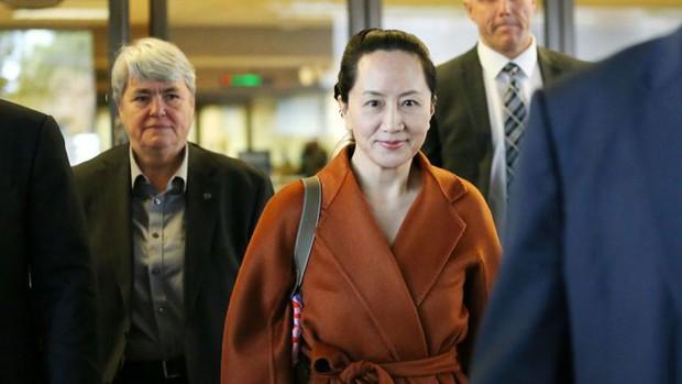 Bất ngờ với cuộc sống của Công chúa Huawei khi còn bị giam ở Canada: Thoải mái ăn nhà hàng, sắm đồ hiệu - Ảnh 1.