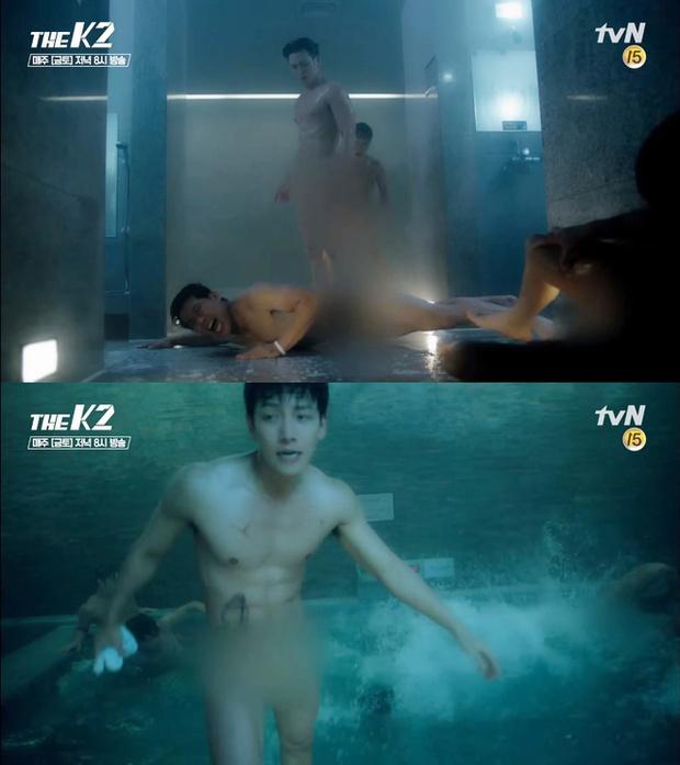 2 phim truyền hình Hàn no gạch đá vì để nam chính nude 100%: Có là Ji Chang Wook thì cũng phạt như thường - Ảnh 3.