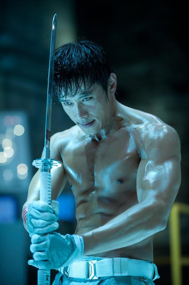 3 quý ông cực phẩm của màn ảnh Hàn: Bộ đôi Squid Game cũng chưa xuất sắc bằng cái tên cuối - Ảnh 8.