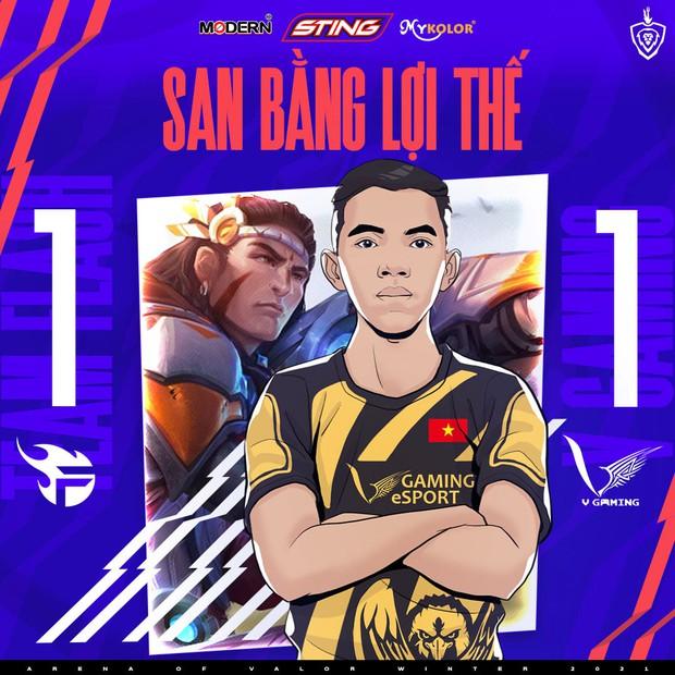 Xuân Bách tỏa sáng trong ngày ADC trở lại, Team Flash thắng áp đảo V Gaming để lấy lại ngôi đầu bảng - Ảnh 2.