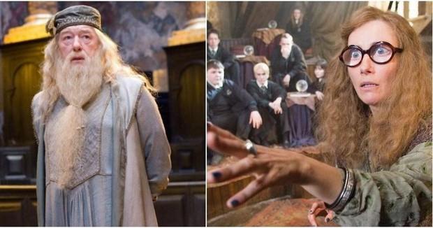 5 giả thuyết Harry Potter điên cuồng, đen tối mà rất logic: Cái chết của Dumbledore được dự đoán trước 5 năm, tuổi thơ Harry có vấn đề? - Ảnh 5.