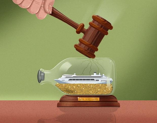 Đầu tư 9,5 triệu đô để mua du thuyền làm trại đào Bitcoin giữa biển, nông dân vỡ mộng vì đời không như mơ - Ảnh 3.