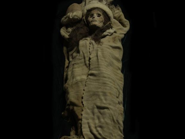 Phục dựng xác ướp công chúa Trung Hoa 4.000 năm tuổi, các nhà khoa học ngỡ ngàng vì nhan sắc lai Tây quá đỗi khác lạ - Ảnh 5.
