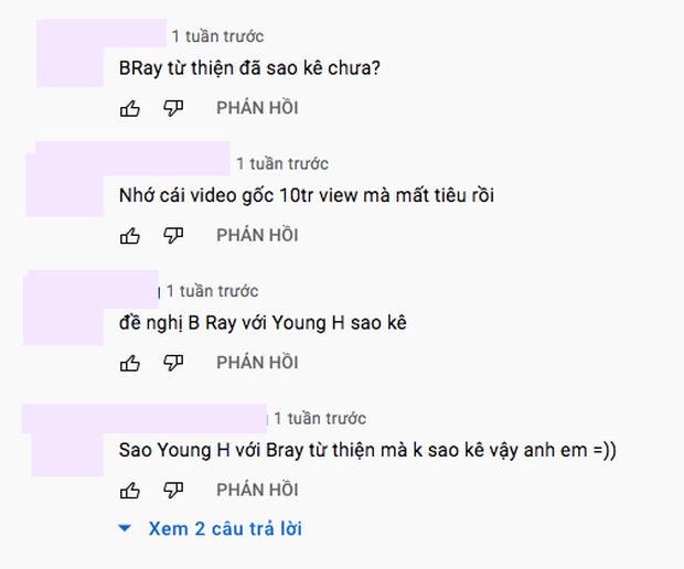 Một nam rapper bất ngờ bị netizen yêu cầu sao kê, lý do lại liên quan đến Rhymastic? - Ảnh 4.