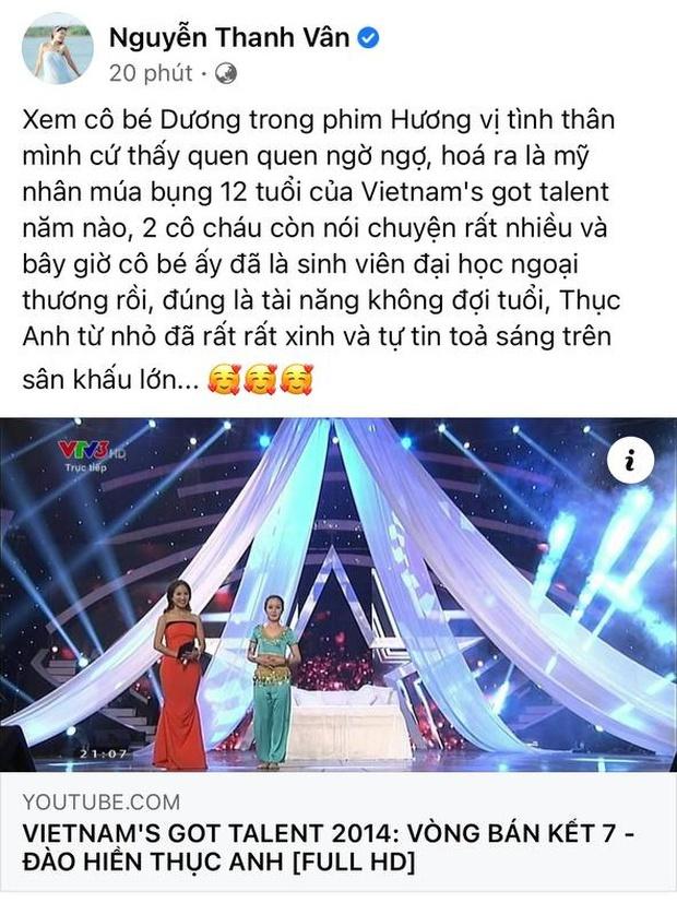 Biết gì chưa: Tiểu tam Hương Vị Tình Thân từng được gọi là mỹ nhân 13 tuổi, xuất sắc lọt chung kết Vietnams Got Talent 2014 - Ảnh 9.