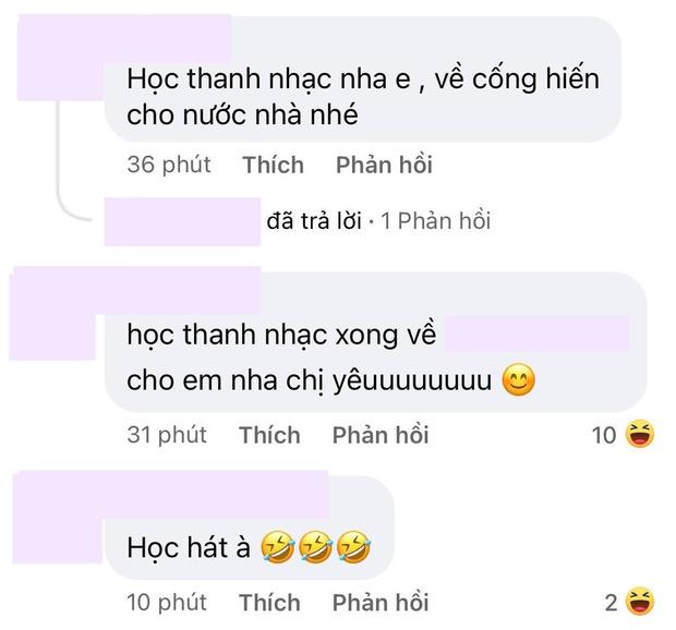 Chi Pu bảo sang Mỹ du học nhưng học gì không nói, netizen gửi lời chúc: Học thanh nhạc nha, hội trưởng đội văn nghệ Đại học Harvard - Ảnh 3.