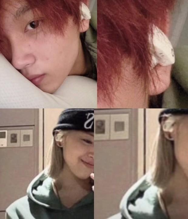Lâu lắm rồi mới có idol Kpop đình đám tự để lộ bằng chứng hẹn hò vì... lỡ lời, cặp đôi mới của JYP và SM hay gì đây? - Ảnh 8.