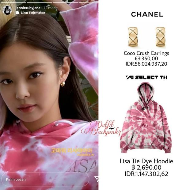 BLACKPINK lăng xê hoodie loang lổ ủng hộ Lisa, hội chị em đu theo ngay với loạt áo giá chỉ từ 200K trên Shein - Ảnh 2.