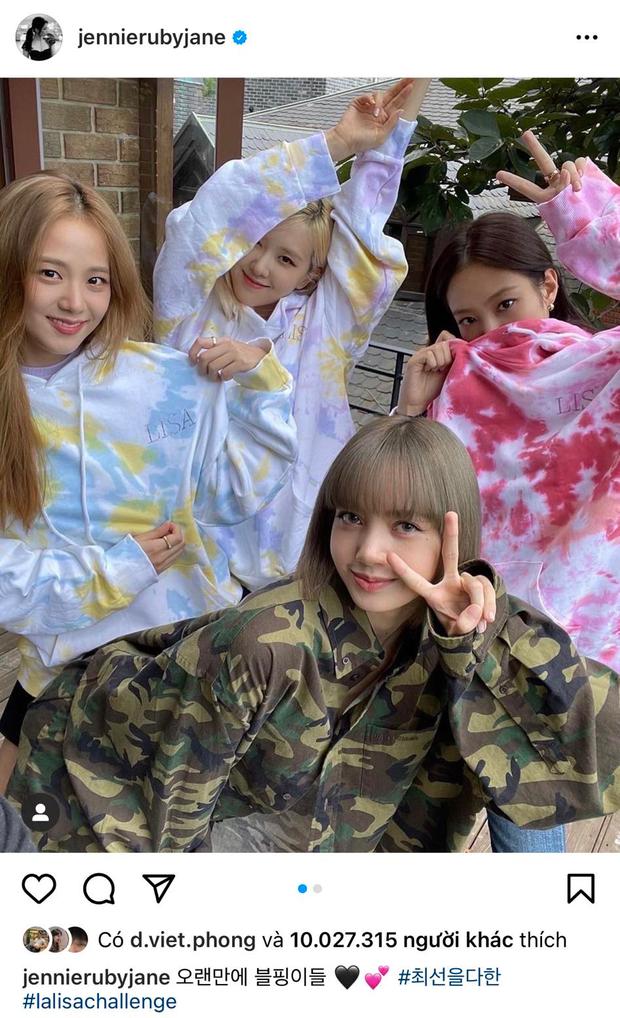 Không phải Lisa, Jennie mới là nữ idol Kpop đầu tiên cán mốc 10 triệu like trên Instagram - Ảnh 2.