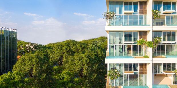 Chi Pu vừa lên đời villa ngang ngửa giới tài phiệt, giá khu này từ 40 - 100 tỷ/ căn, có tiền chưa chắc chốt được? - Ảnh 9.
