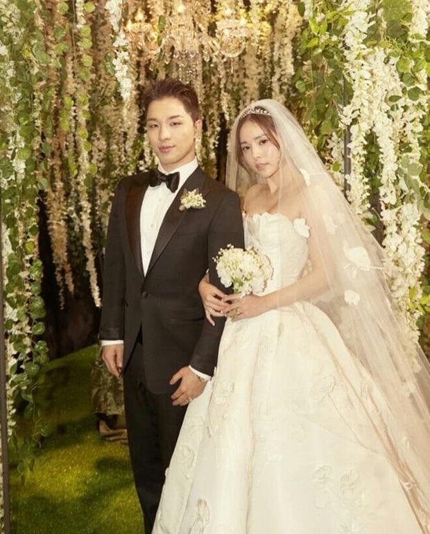 YG bùng nổ tin vui hôm nay: Taeyang (BIGBANG) và Min Hyo Rin có con đầu lòng, bà xã Bobby (iKON) cũng vừa hạ sinh quý tử - Ảnh 2.