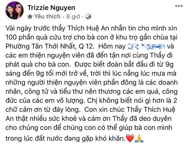 Xuân Lan và ekip Phi Nhung dằn mặt ai đó cực gắt, vợ cũ Bằng Kiều bị gọi tên đầu tiên - Ảnh 5.