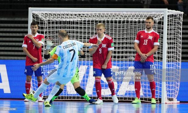 Tuyển Nga nhận cái kết buồn sau trận thắng Việt Nam, rời World Cup theo cách đầy cay đắng - Ảnh 2.