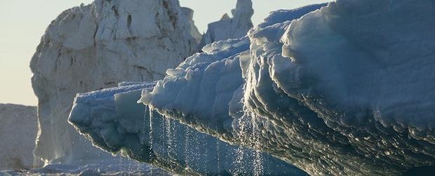 Băng tan dẫn đến những thay đổi trên quy mô lớn đối với lớp vỏ Trái đất - Ảnh 1.