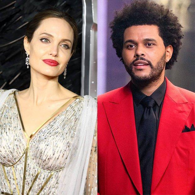 Không còn bí mật,  Angelina Jolie bị tóm gọn công khai sóng đôi hẹn hò với The Weeknd kém 15 tuổi - Ảnh 9.