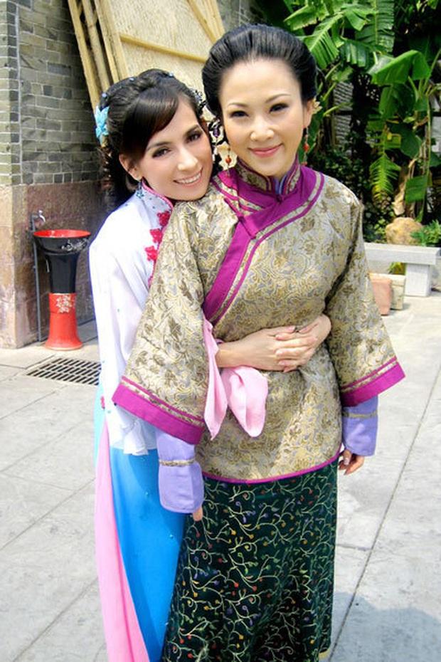 Netizen truyền tay clip Phi Nhung từng đóng phim cổ trang Hoa ngữ 10 năm trước, còn hát OST 100% tiếng Hoa - Ảnh 8.