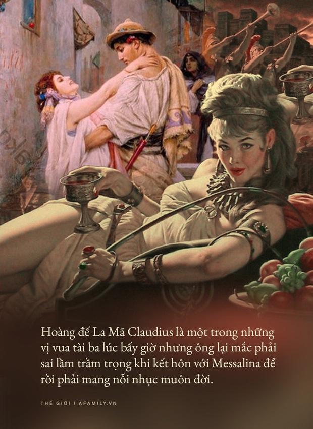 Lấy vua già bất lực, Hoàng hậu trẻ hàng đêm tiếp hàng chục đàn ông trong hậu cung trước khi nhận kết cục thảm thương - Ảnh 2.