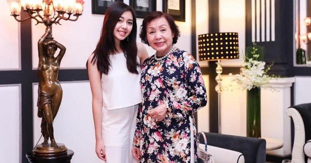 Chân dung cậu cả và thiên kim tiểu thư tập đoàn Sơn Kim Group: Nhan sắc rạng rỡ, theo học trường top thế giới - Ảnh 4.