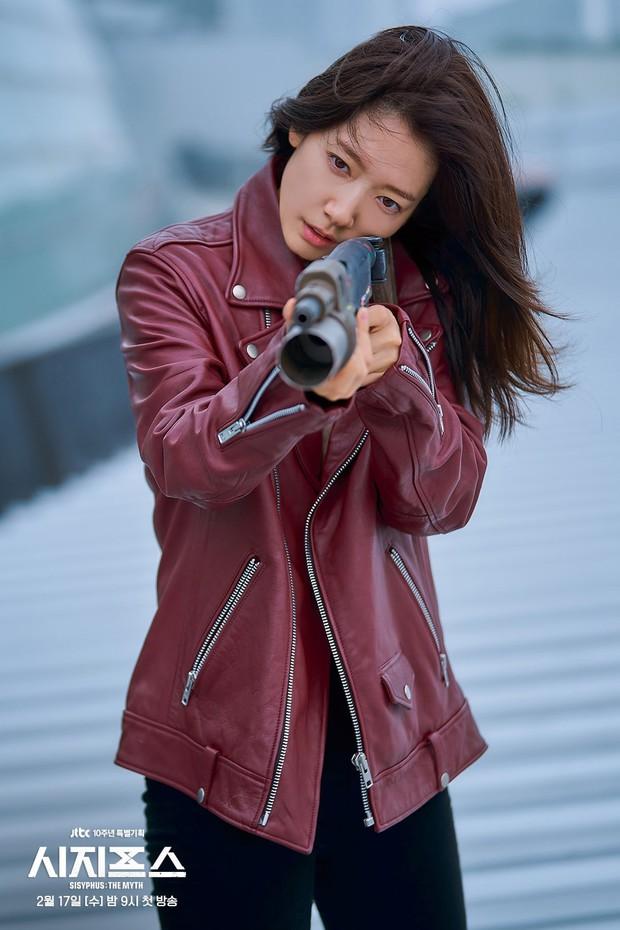 4 mỹ nữ phim Hàn là chúa lười thay đổi: Song Hye Kyo mãi vẫn sợ xấu, Park Bo Young không đóng nổi phản diện? - Ảnh 6.