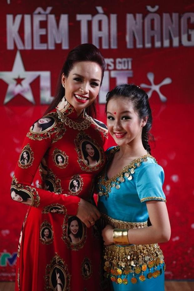 Biết gì chưa: Tiểu tam Hương Vị Tình Thân từng được gọi là mỹ nhân 13 tuổi, xuất sắc lọt chung kết Vietnams Got Talent 2014 - Ảnh 8.