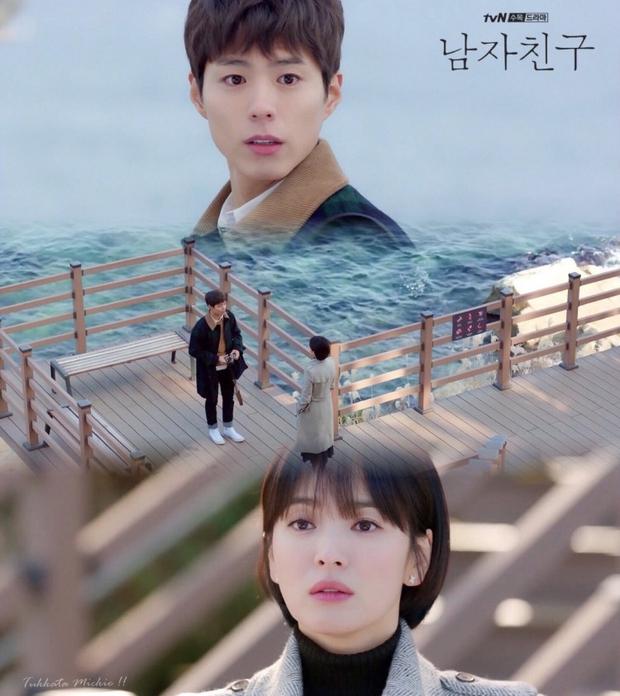4 vai diễn nhạt nhòa của sao Hàn đình đám: Kim Soo Hyun rập khuôn cụ giáo, Lee Min Ho diễn hoài một nét - Ảnh 5.