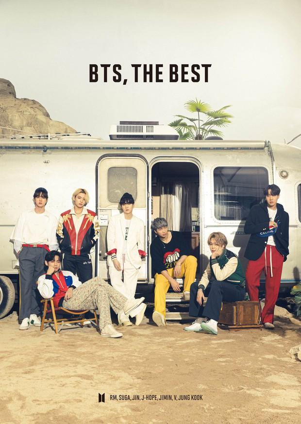 Đâu chỉ nổi riêng ở Mỹ, BTS làm ăn tại Nhật cũng hết sức ngon nghẻ, thiết lập thành tích triệu bản 16 năm rồi mới lặp lại - Ảnh 2.