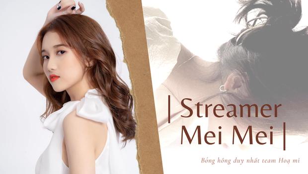 Bị fan nam bình luận xúc phạm vấn đề nhạy cảm, nữ streamer Mei Mei đáp trả liên tục trong vòng gần 1 phút - Ảnh 1.