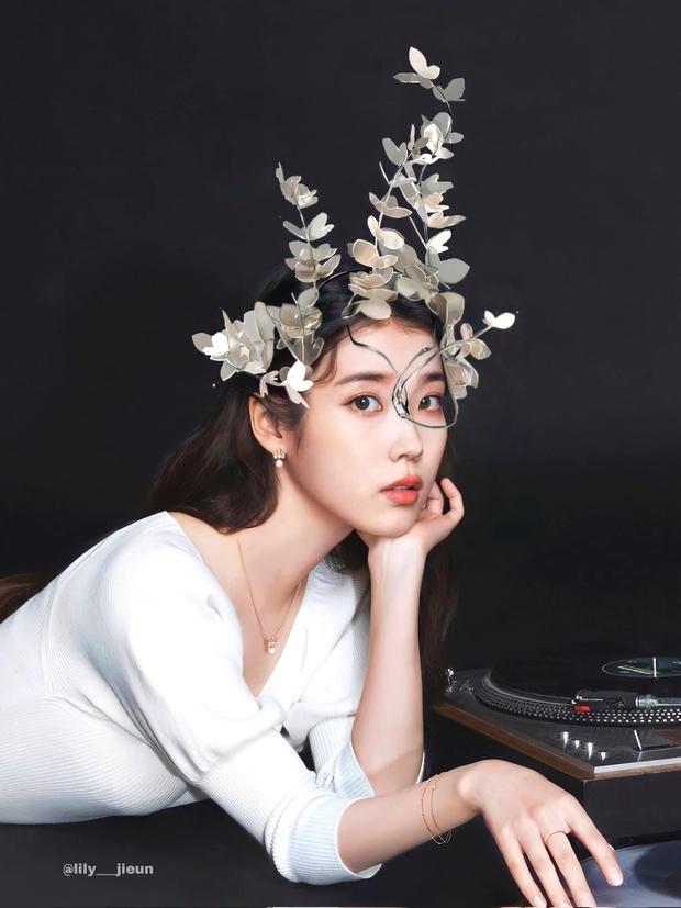 Sẽ thế nào khi các idol Kpop đu theo concept trong bộ ảnh mới của aespa? - Ảnh 3.