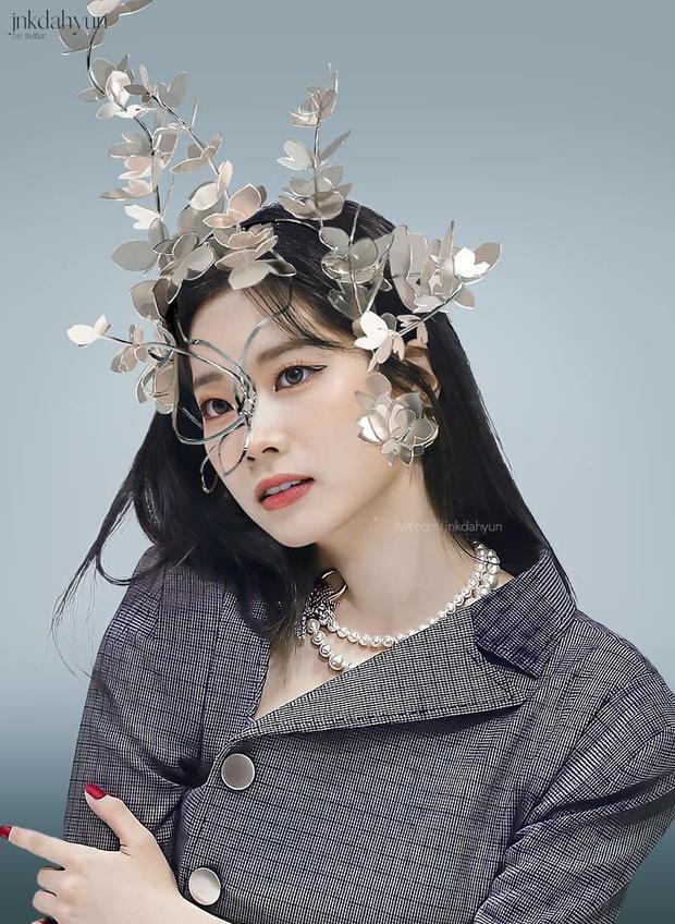 Sẽ thế nào khi các idol Kpop đu theo concept trong bộ ảnh mới của aespa? - Ảnh 6.