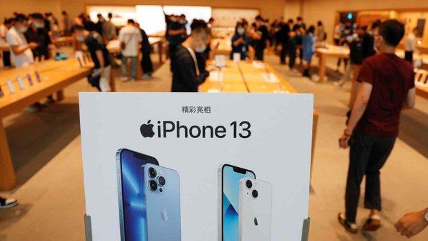 Nguồn cung iPhone 13 ảnh hưởng từ chính sách tiết kiệm điện của Trung Quốc - Ảnh 1.