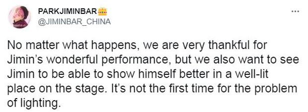 Jimin liên tục bị hắt hủi, mất hút khỏi sân khấu của BTS khiến fan giận dữ đẩy hashtag đòi HYBE lên tiếng - Ảnh 7.