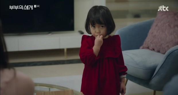 Lạ đời 2 sao nhí phim Hàn bị chỉ trích vì trông lớn xác: Sốc xỉu khi ác nữ Penthouse Kim So Yeon cũng góp mặt - Ảnh 3.