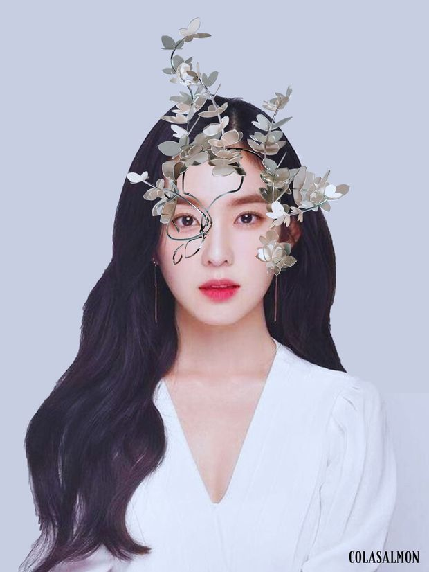 Concept mặt nạ hoa lá của aespa mà rơi vào tay nữ idol này thì cả nhóm bị diệt gọn, đến BLACKPINK cũng không đọ lại - Ảnh 8.