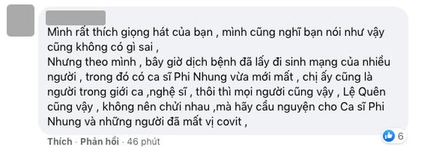Bị netizen chỉ trích đồng nghiệp vừa mất mà đăng ảnh tự sướng, Lệ Quyên đáp trả cực căng! - Ảnh 6.