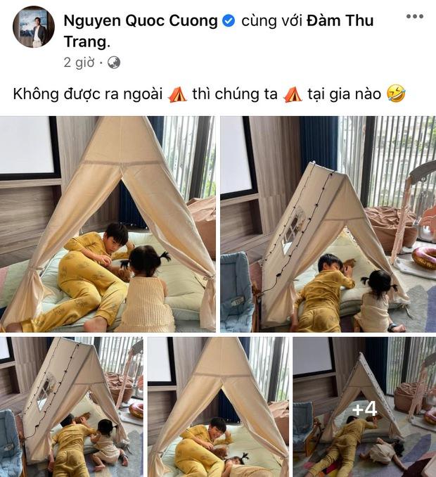 Cường Đô La tổ chức cắm trại tại gia chào mừng thành viên mới, thái độ của Subeo và Suchin với em thế nào? - Ảnh 2.