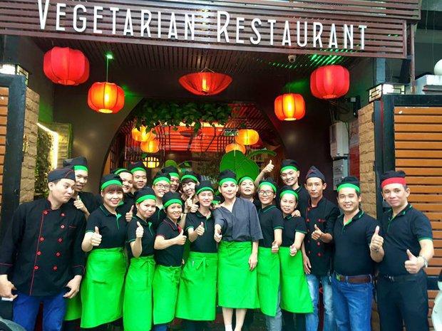 Những hình ảnh cuối cùng của Phi Nhung tại nhà hàng chay tâm huyết cả đời, nhiều khoảnh khắc khiến dân mạng cầm lòng không nổi - Ảnh 3.