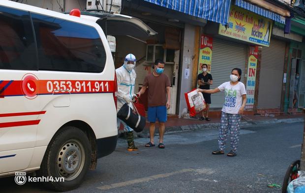 Hà Nội: F0 ở quận Hà Đông từng đi mua bún, mua lương thực thực phẩm, phường thông báo khẩn tìm người liên quan - Ảnh 2.