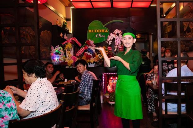 Những hình ảnh cuối cùng của Phi Nhung tại nhà hàng chay tâm huyết cả đời, nhiều khoảnh khắc khiến dân mạng cầm lòng không nổi - Ảnh 1.