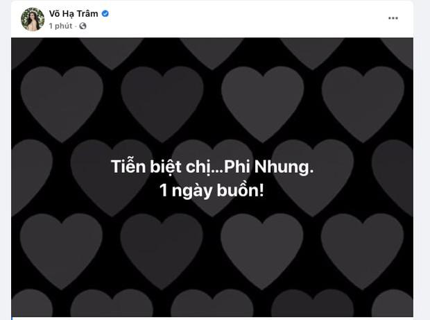 Cả showbiz Việt xót thương khi hay tin ca sĩ Phi Nhung qua đời: Lan Ngọc buồn bã, Đan Trường xúc động nói lời tiễn biệt - Ảnh 11.