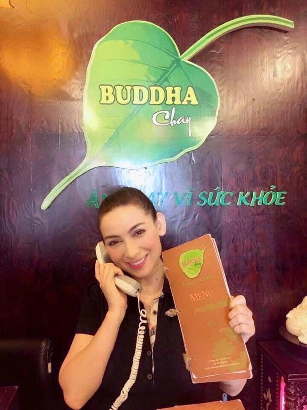 Nhà hàng chay của Phi Nhung có chia sẻ đầu tiên, dòng status như chưa thể chấp nhận sự thật càng khiến dân mạng đau lòng - Ảnh 4.