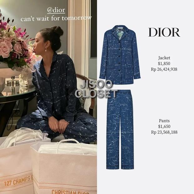 Trước thềm show Dior: Từ khoá về Jisoo đạt no.1 tìm kiếm toàn cầu, dân tình hồi hộp nghênh đón khắp mọi nơi - Ảnh 1.